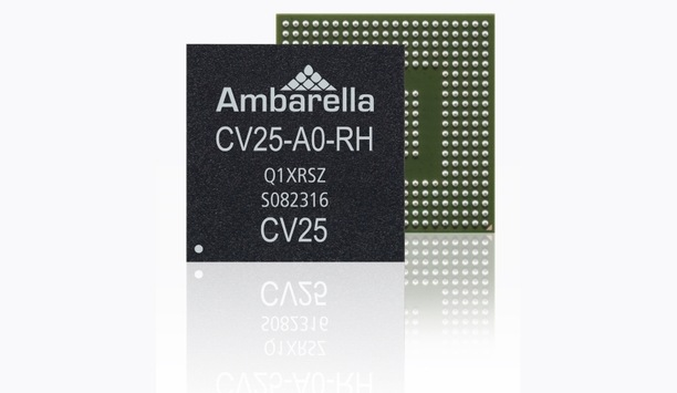 Ambarella Unveils The CV25 Camera SoC With CVflow Computer Vision Processing Required For The Next Generation Of Intelligent Solutions