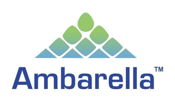 Ambarella To Demonstrate Its New Robotics Platform Based On CVflow Architecture At CES 2020