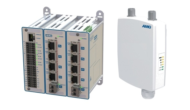 AMG to showcase latest range of IP and wireless transmission technologies at IFSEC 2019