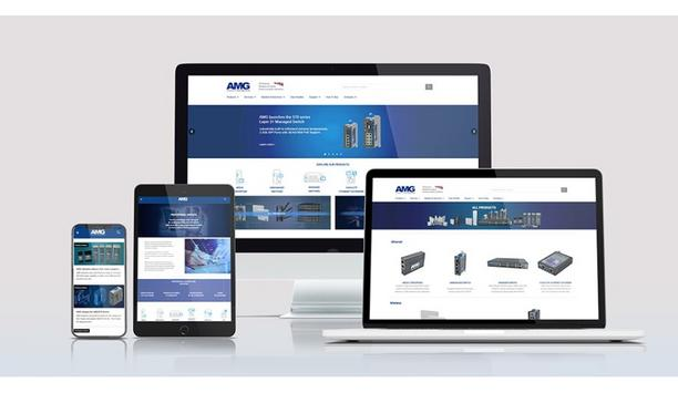 AMG Systems team launches new AMG Systems website