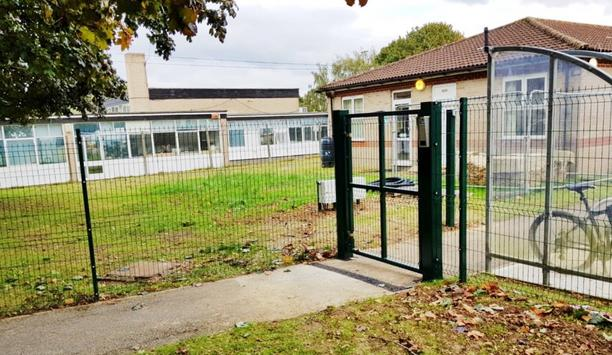 Amthal works in partnership with Frank Cooper and Son to enhance perimeter protection for schools