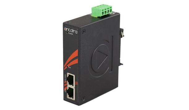 Antaira Technologies introduces INJ-C200G-bt-T PoE injector with IP30 rating