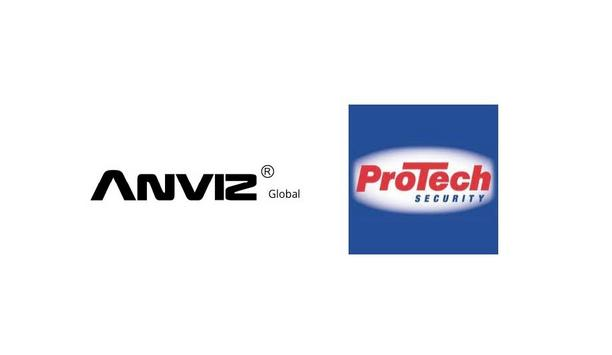 Anviz and Protech Security upgraded Truline Industries access control system with Anviz Face Recognition FaceDeep 5