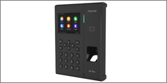 Anviz Global presents C2 Pro and other biometric reader devices at IFSEC 2015
