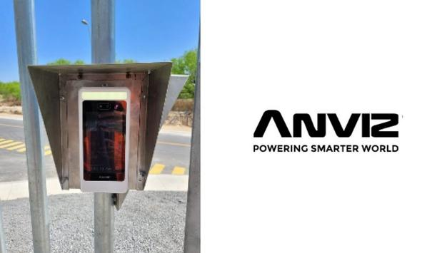 Anviz provides contactless facial recognition time and attendance solution to enhance biometric security at Evertis