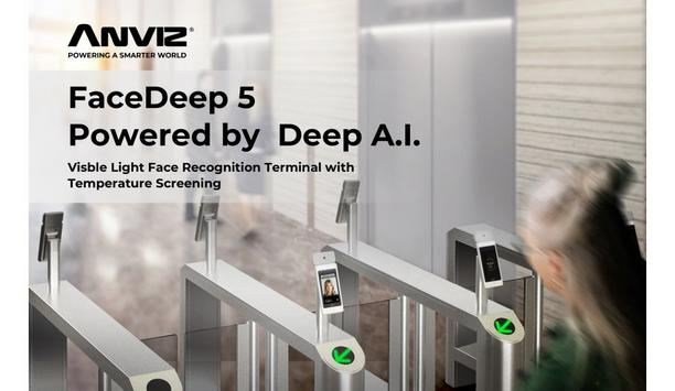 Anviz Releases FaceDeep 5 And FaceDeep 5 IRT To Ensure Safely Return To Work And School
