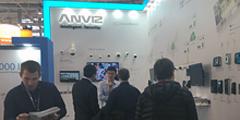 Anviz Global introduces C2 Pro fingerprint time & attendance terminal at MIPS 2015