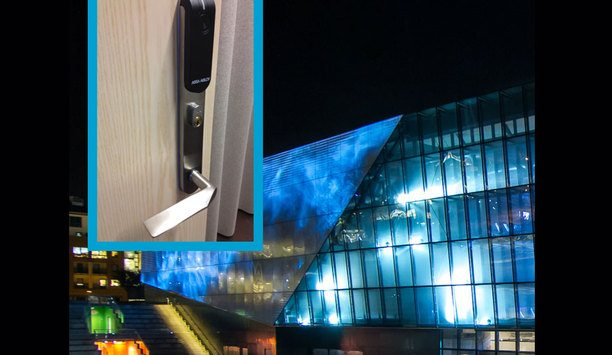 Aperio® brings wireless access control to Norway's new Stavanger Concert Hall