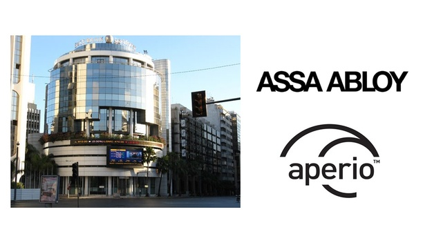 ASSA ABLOY's Wireless Locking Technology Safeguards BMCE Bank Headquarters In Casablanca