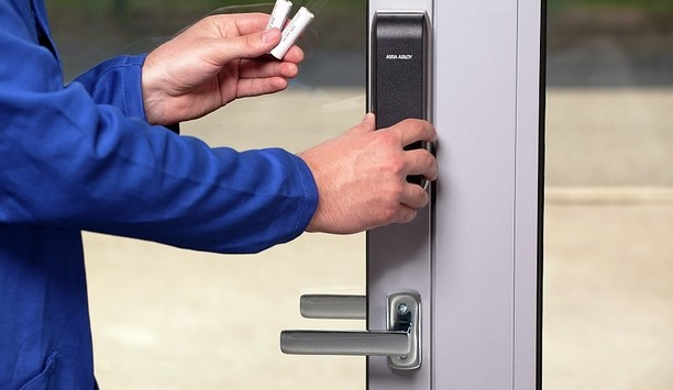 ASSA ABLOY Access Control showcases Aperio® technology at Axis Partner Showcase UK event