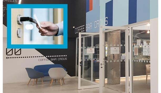 Aperio retrofit-ready access control solution chosen to secure Luminy University's suburban campus