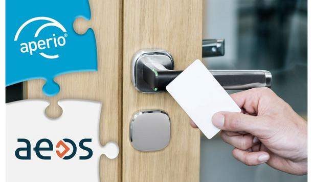 ASSA ABLOY Opening Solutions Announces The Seamless Integration Of Aperio Locks With Nedap's AEOS Access Control System