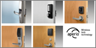 ASSA ABLOY features new expanded range of Aperio wirelesss locks at ISC West 2013