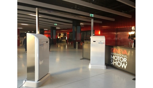 Apstec Systems To Safeguard Palexpo Exhibition Centre With Its Human Security Radar System