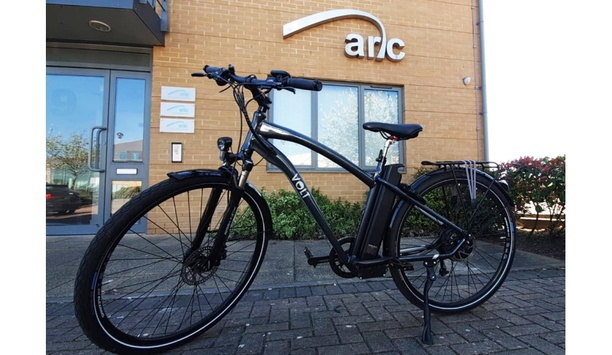 Arc Monitoring Provides Electric Bike To Employee To Help Carry Out Company Service During COVID-19 Pandemic Spread