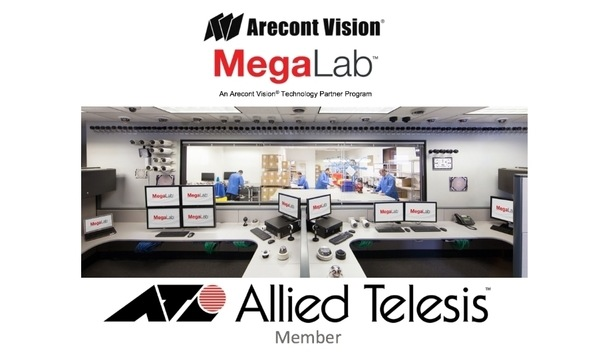 Arecont Vision partners with Allied Telesis for Technology Partner Program