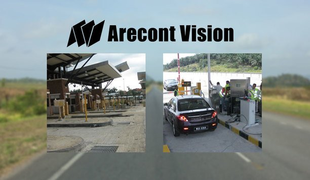 Arecont Vision megapixel cameras monitor licence plates on LKSA highway in Malaysia