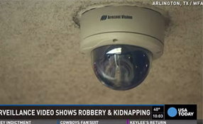 """Arecont Vision camera captures robber's face: Image """"couldn't be clearer"""""""