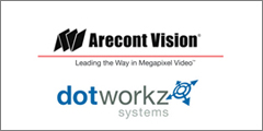 Arecont Vision Technology Partner Program welcomes protective camera housings manufacturer Dotworkz