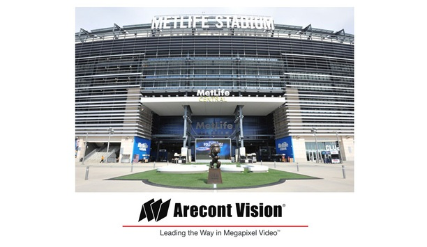 Arecont Vision megapixel cameras help MetLife Stadium replace its existing IP cameras