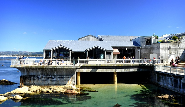 AV Costar Video Surveillance Deployed By Monterey Bay Aquarium, California