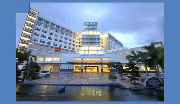 Arecont Vision megapixel cameras increase situational awareness at Vietnam's newest healthcare facility