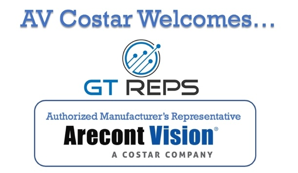 Arecont Vision Costar adds GT Reps to its Authorized Manufacturer's Representative Program