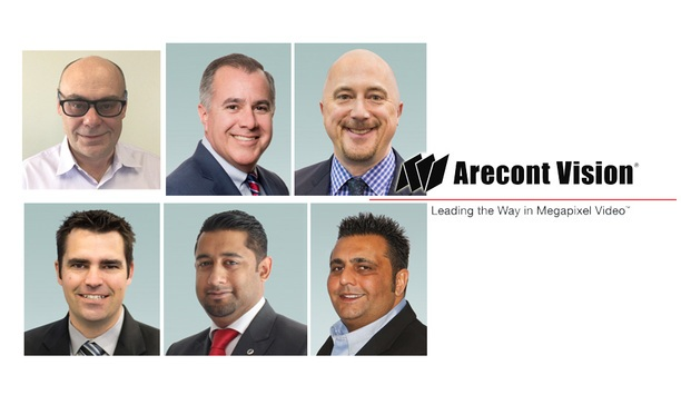Arecont Vision Reorganizes Executive Leadership Team To Facilitate Continued Growth