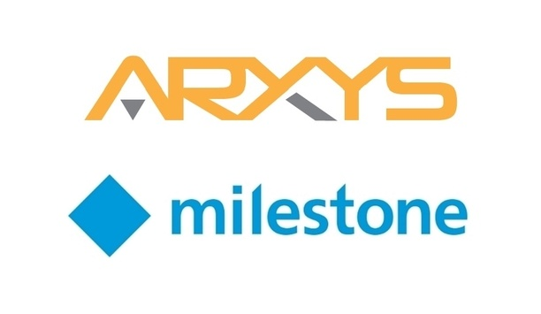 Arxys Joins Milestone System Builder Program; Offers Arxys Shield | Key NVRs To Milestone's Partners And Customers