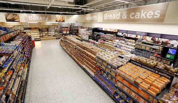 ACT IP access control systems installed at Asda stores and distribution centres across UK