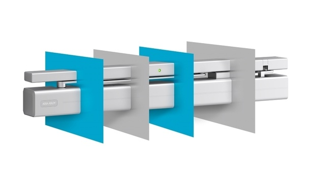 ASSA ABLOY updates door closers for smooth and secure door opening and closing