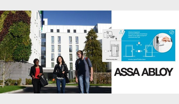 ASSA ABLOY Aperio Wireless Access Control Secures University Of East Anglia Student Accommodation