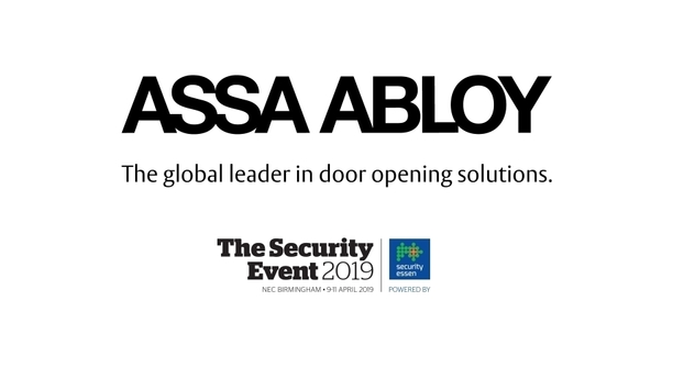 ASSA ABLOY Door Hardware & Access Control to feature integrated access control solutions at The Security Event 2019
