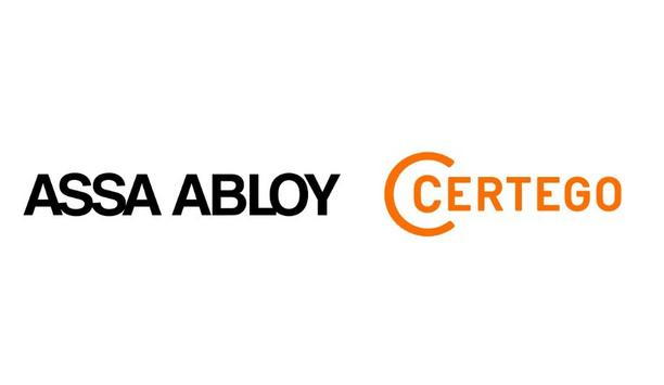 ASSA ABLOY signs an agreement to sell their locksmith business CERTEGO to Nalka Invest