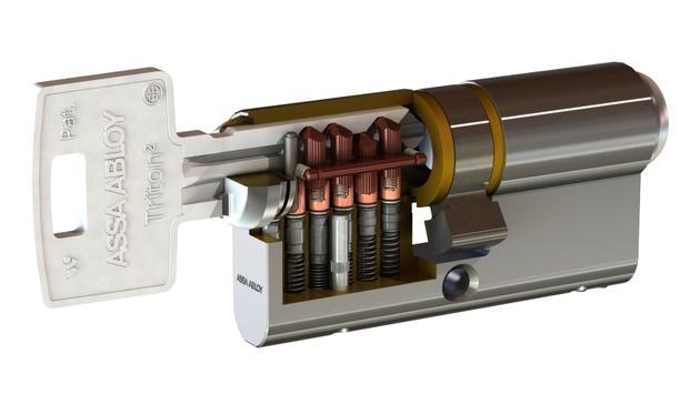 ASSA ABLOY unveils high-end ASSA Triton² cylinder platform and master key solution