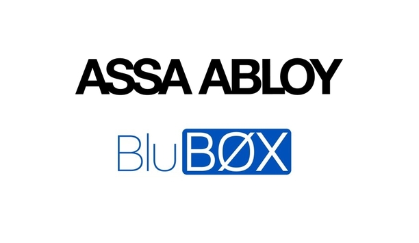 ASSA ABLOY's Aperio wireless technology integrates with BluSKY IoT security platform