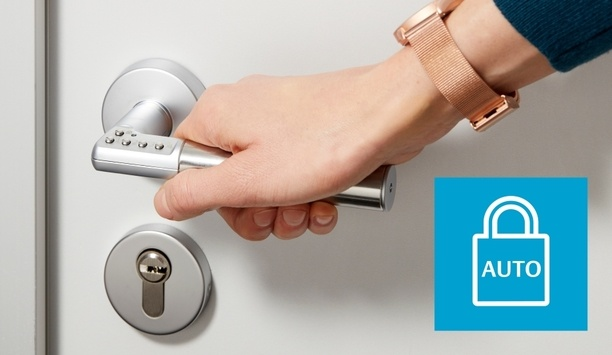 ASSA Abloy unveils latest Code Handle secure auto-locking solution with built-in PIN keypad