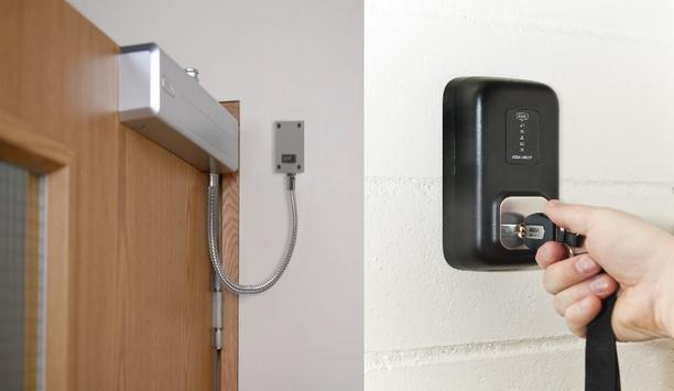 ASSA ABLOY five ironmongery tips to manage social distancing and limit contact with doors