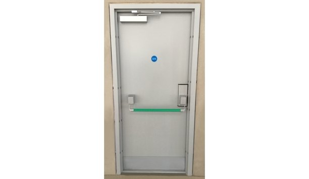 ASSA ABLOY Opening Solutions launches two high performance steel doorsets to enhance door security