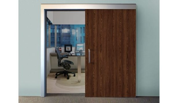 ASSA ABLOY launches RITE Slide integrated sliding door system for medical exam rooms and meeting spaces