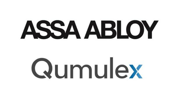 ASSA ABLOY Opening Solutions announce integration of its Aperio wireless technology with Qumulex's QxControl unified cloud-based solution