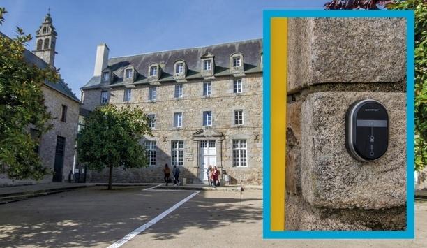 ASSA ABLOY's SMARTair access control system secures Lycée Kreisker school in France