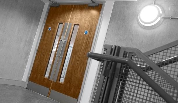 ASSA ABLOY launches SMARTec fire-resistant door security solutions