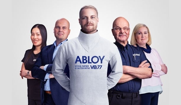 ABLOY to collaborate with racing driver Valtteri Bottas to expand business outside Finland