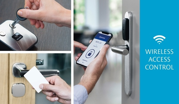 ASSA ABLOY's wireless access control systems offer greater flexibility without sacrificing security
