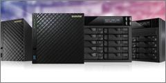 ASUSTOR unveils 5 new enterprise-class NAS models, ADM 3.0, and CMS Lite surveillance system application at Computex 2016