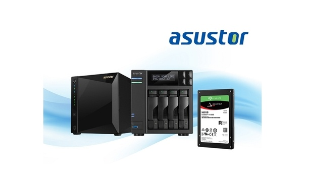 ASUSTOR Inc. announces compatibility with Seagate NAS IronWolf 110 series of SSDs
