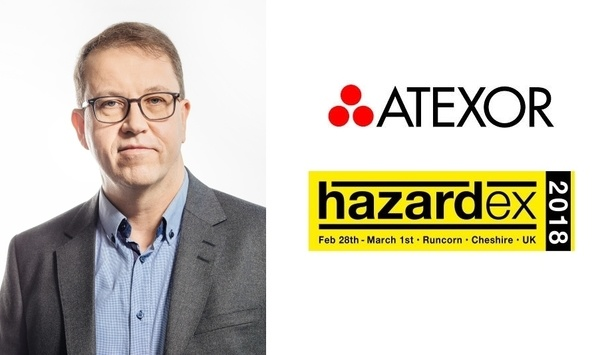 Atexor highlights technical issues and safety standards in LED luminaire design at Hazardex 2018