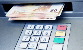 650 ATM attacks annually in Italy call for physical security solutions that anticipate and curb heists