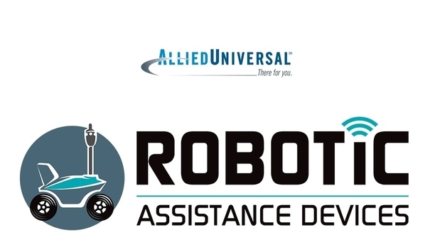 RAD and Allied Universal collaborate to deliver intelligent robotic solutions to customers